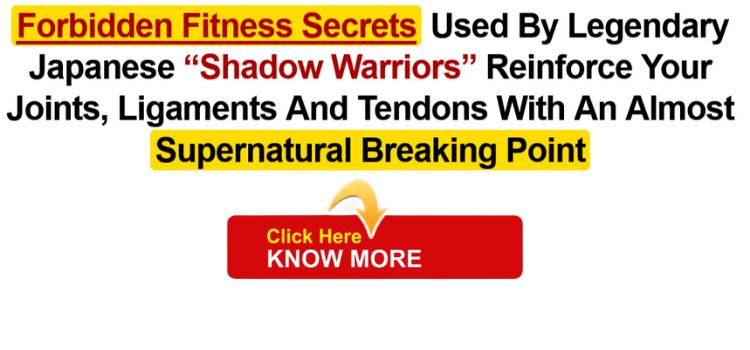 Forbidden Fitness Secrets